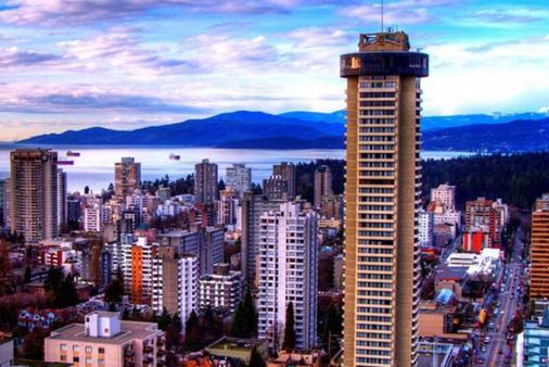 Empire Landmark Hotel - Vancouver - Bangunan