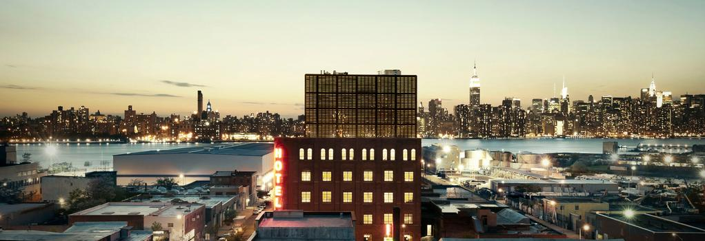 Wythe Hotel - Brooklyn - Building