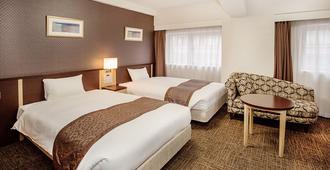 Hotel Hokke Club Fukuoka - Fukuoka - Kamar Tidur