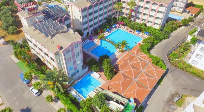 Gazipasa Star Apart & Hotel - Side - Outdoor view