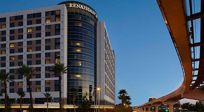 Renaissance Las Vegas Hotel - Las Vegas - Building