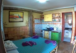 Bamboo Flat Residencial - Natal - Kamar Tidur