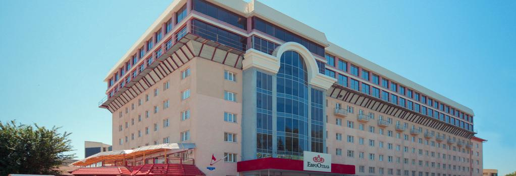 EuroHotel - Stavropol - Building