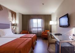 Marques De Pombal Hotel - Lisboa - Kamar Tidur