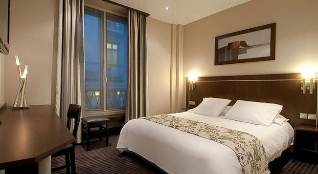 Hotel Choiseul Opera - Paris - Bedroom