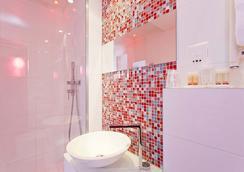 Color Design Hotel - Paris - Kamar Mandi