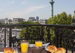 Hôtel Petit Bastille - Paris - Restoran