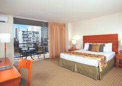 Pearl Hotel Waikiki - Honolulu - Kamar Tidur