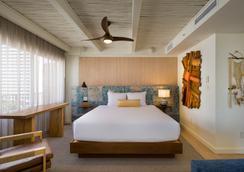 The Surfjack Hotel & Swim Club - Honolulu - Kamar Tidur