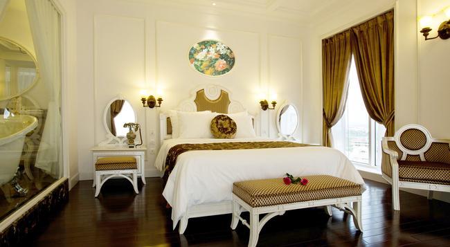 Eldora Hotel - Hue - Bedroom