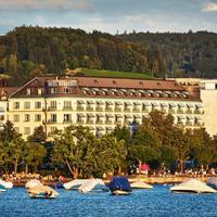 Steigenberger Hotel Bellerive au Lac Steigenberger Bellerive au Lac, Zürich, Schweiz - Hotel Front