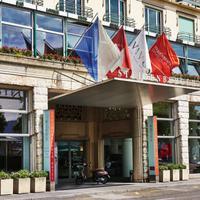 Steigenberger Hotel Bellerive au Lac Steigenberger Bellerive au Lac, Zürich, Schweiz - Hotel Entrance