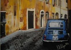 B&B Ventisei Scalini a Trastevere - Roma - Pemandangan luar