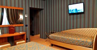 Hotel Lirico - Roma - Kamar Tidur