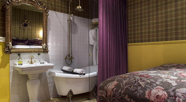 Peer Boutique Hotel Tel Aviv - Tel Aviv - Bedroom