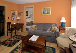 The Chestnut House - Nantucket - Ruang tamu