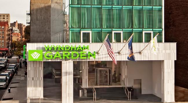 Wyndham Garden Chinatown - New York - Building