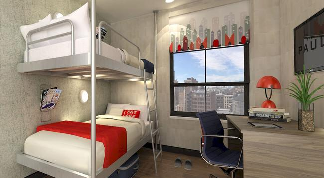 The Paul, an Ascend Hotel Collection Member - New York - Bedroom