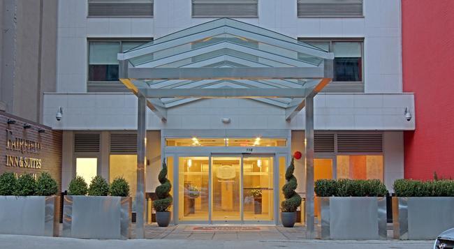 Fairfield Inn and Suites by Marriott New York Manhattan Chelsea - New York - Building