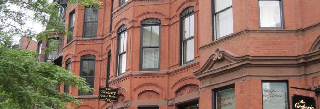 Newbury Guest House - Boston - Building