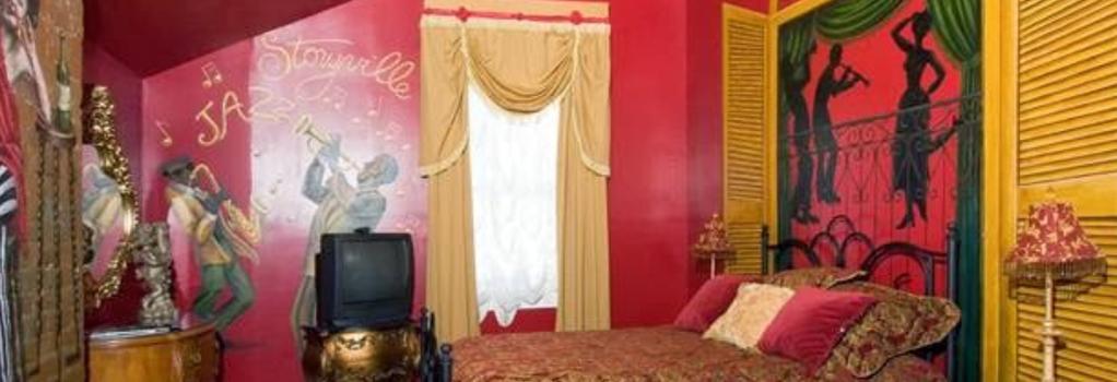 Magnolia Mansion - New Orleans - Bedroom