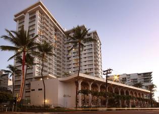 Queen Kapiolani Hotel