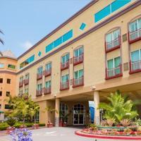 Desert Palms Hotel & Suites exterior