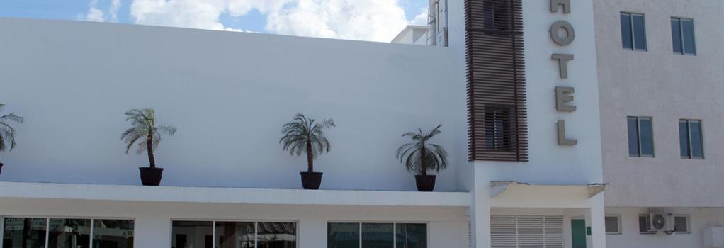 Terracaribe Hotel - Cancun - Building
