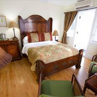 The Gardens Hotel Guestroom
