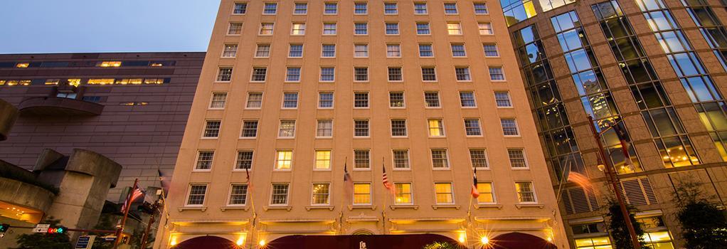 The Lancaster Hotel - Houston - Building
