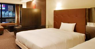 Candeo Hotels - The Hakata Terrace - Fukuoka - Kamar Tidur
