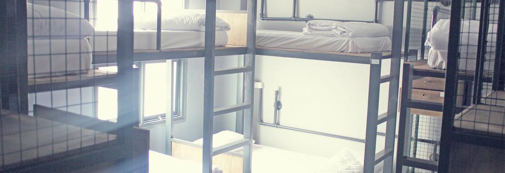 Tropicland Backpackers - Ho Chi Minh City - Bedroom