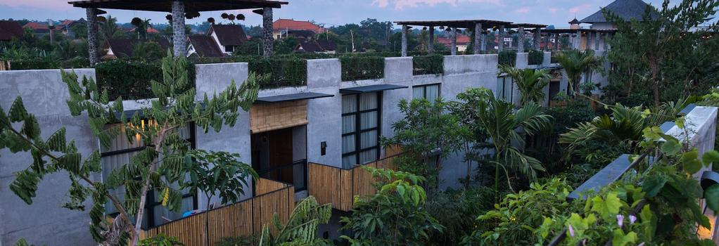 Bisma Eight Ubud - Ubud - Building