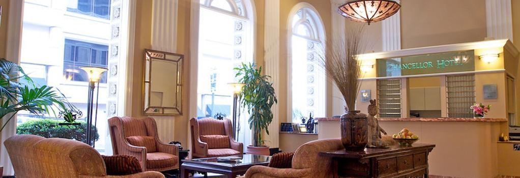 Chancellor Hotel on Union Square - San Francisco - Lobby