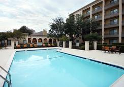 Courtyard by Marriott Dallas Medical Market Center - Dallas - Kolam