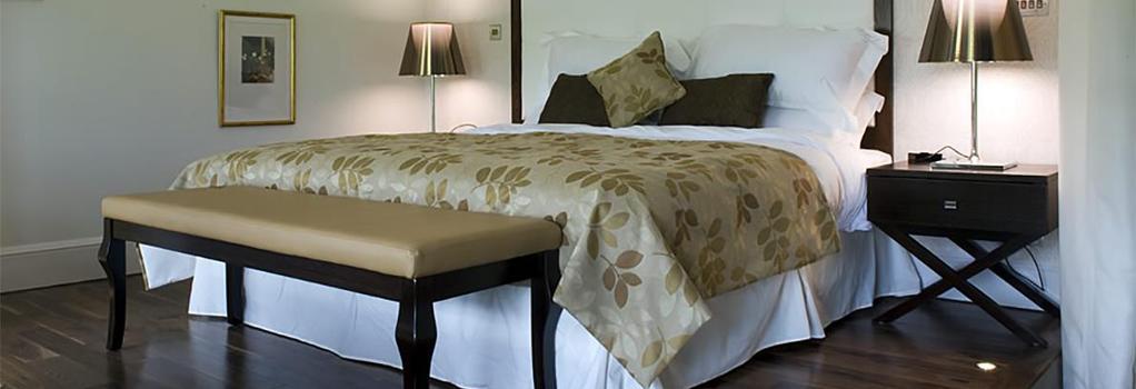 21212 Restaurant with Rooms - Edinburgh - Bedroom