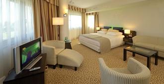 Qubus Hotel Krakow - Krakow - Kamar Tidur