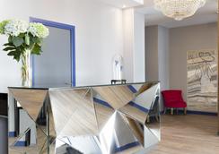 Hotel Mademoiselle - Paris - Lobi