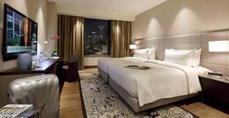 Makati Diamond Residences - Manila - Kamar Tidur