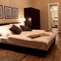 Budapest Ville Bed & Breakfast Guestroom