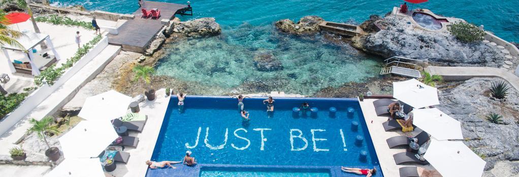 Hotel B Cozumel - Cozumel - Pool
