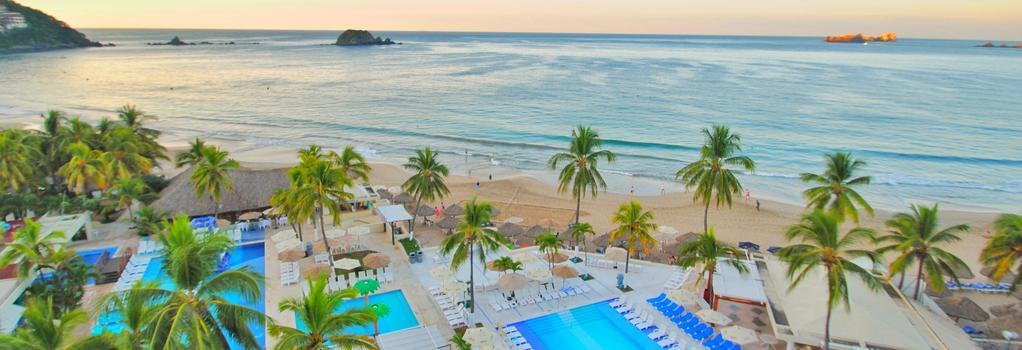 Fontan Ixtapa Beach Resort - Ixtapa - Beach