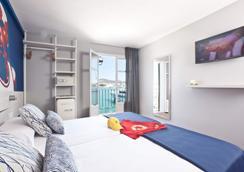 Hotel Ryans La Marina - Ibiza - Kamar Tidur