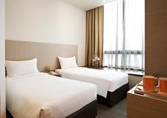 Aqueen Lavender Hotel - Singapura - Kamar Tidur