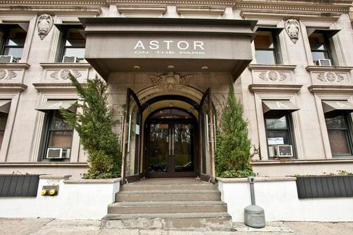 Park West Hotel - New York - Bangunan