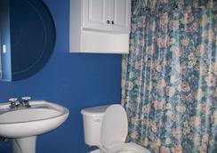 Comfy Guest House - Toronto - Kamar Mandi
