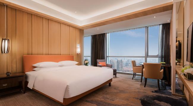 Hyatt Regency Shanghai Wujiaochang - Shanghai - Bedroom