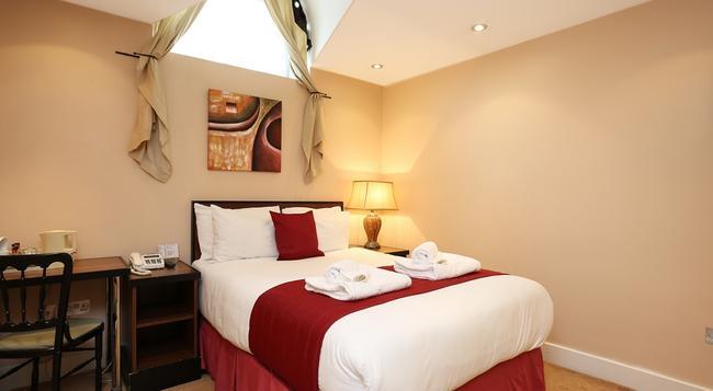 Elysee Hotel - London - Bedroom