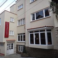 Rendezvous Hotel Entrance