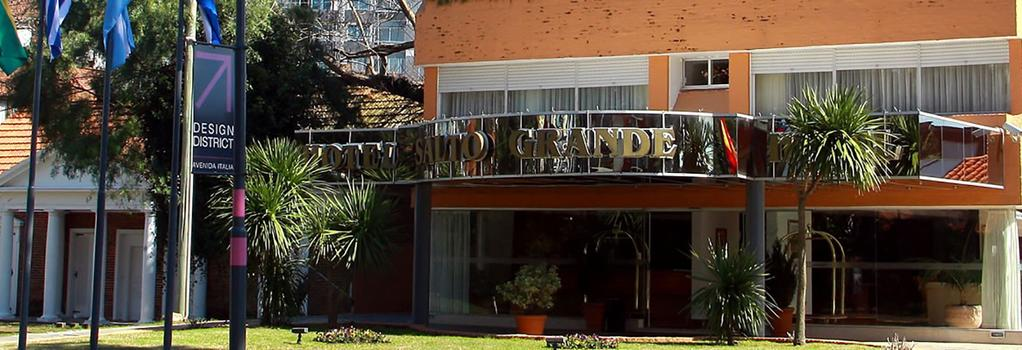Salto Grande Hotel - Punta del Este - Building